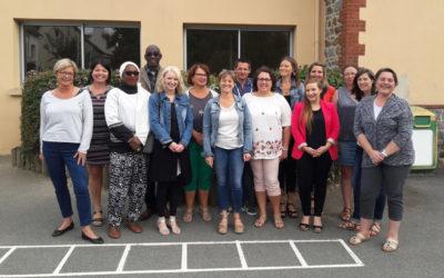 Rencontre avec des enseignants sénégalais