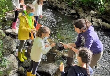 A la découverte de la rivière